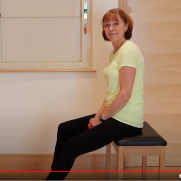 Stretching – lower back, hamstrings and quads
